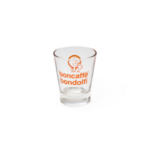 Bicchierino in vetro Bondolfi Boncaffè