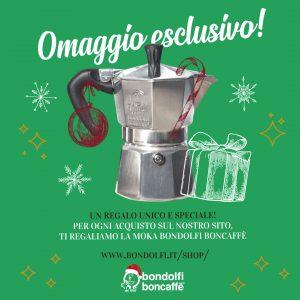Moka Bondolfi Boncaffè