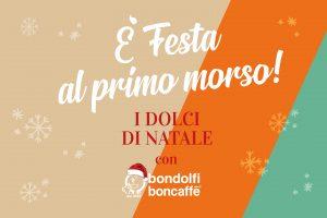 I dolci di Natale Bondolfi Boncaffè