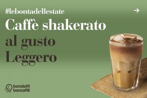 Caffè Shakerato al gusto Leggero