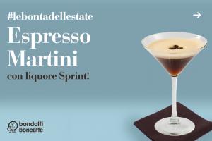 Espresso Martini al liquore Sprint