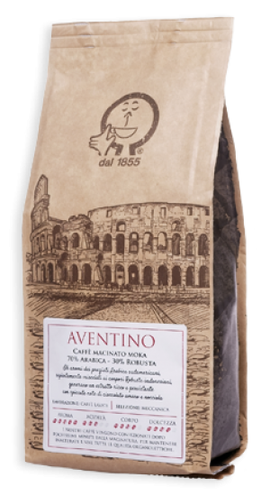 Aventino Grinted Coffee