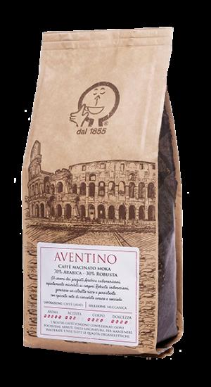 Caffè macinato Aventino