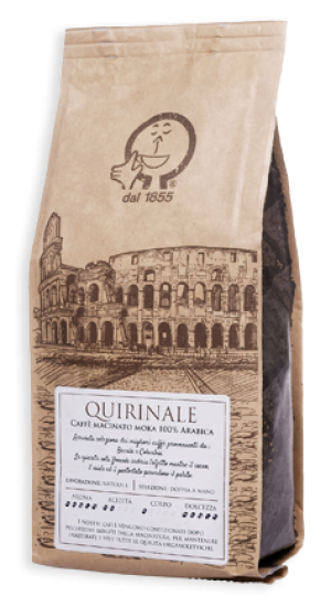 Quirinale Grinted Coffee